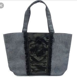 New Victoria's Secret Corset Tote Bag
